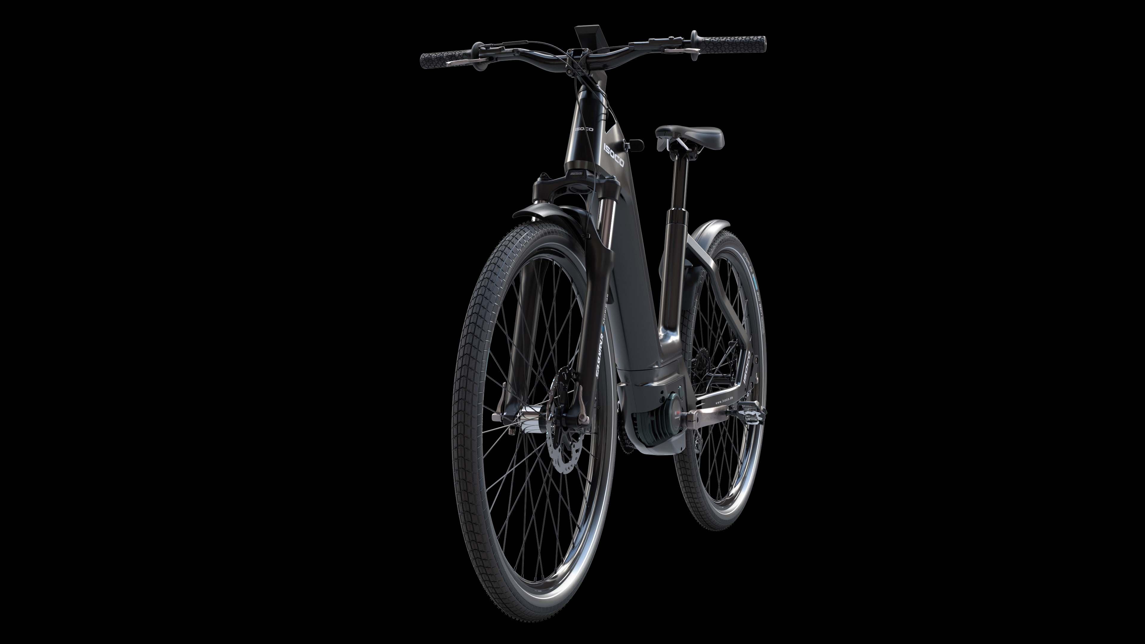 ISOCO Carbon Bike